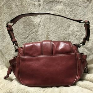 St. John's Bay Bags - St John's Bay Genuine Leather Hobo Shoulder Purse